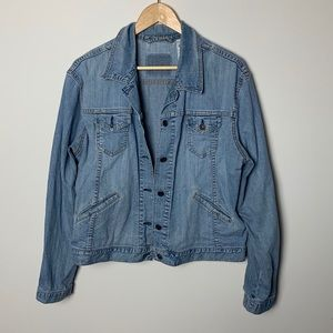 Levi's Light Wash Denim Jean Jacket
